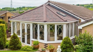 New Conservatory in Wymondham
