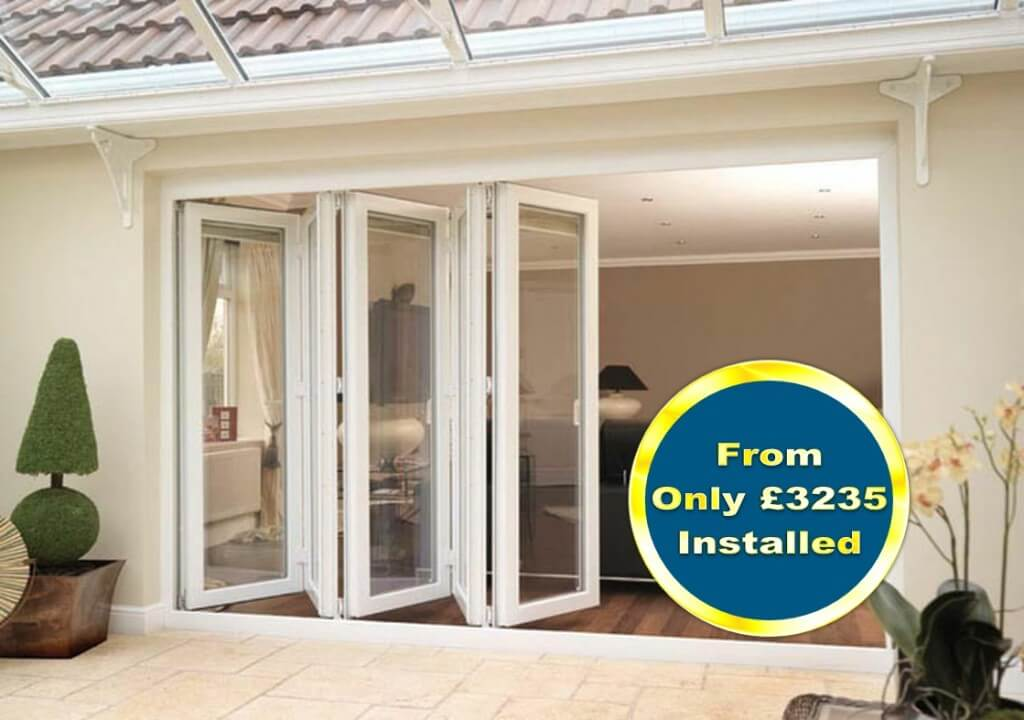 Bi fold door prices